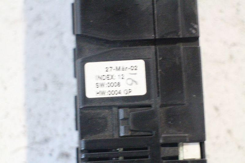 Heizungsbetätigung (Konsole) KliamtronikVW PASSAT (3B2) 1.9 TDI